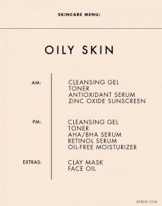 Oily Skin Tip