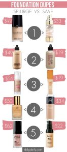 Foundation Dupes2