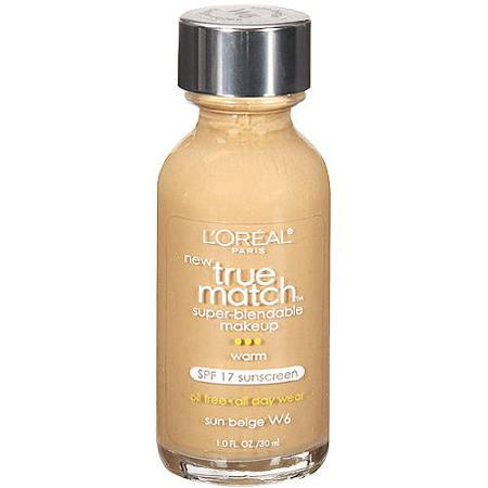 loreal foundation